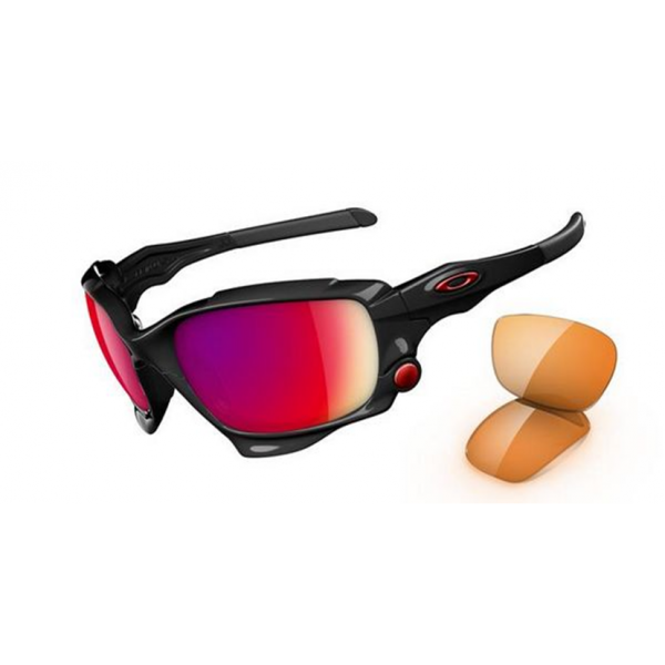 dd060521a7e Sale Discounted Oakley Racing Jacket II Sunglasses USA Outlet Online